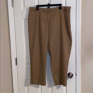George Khaki Pants 20W
